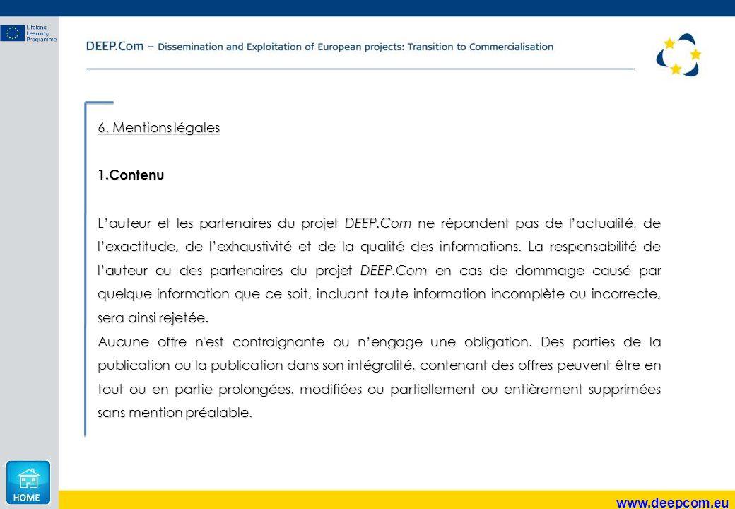 www.deepcom.eu 6.