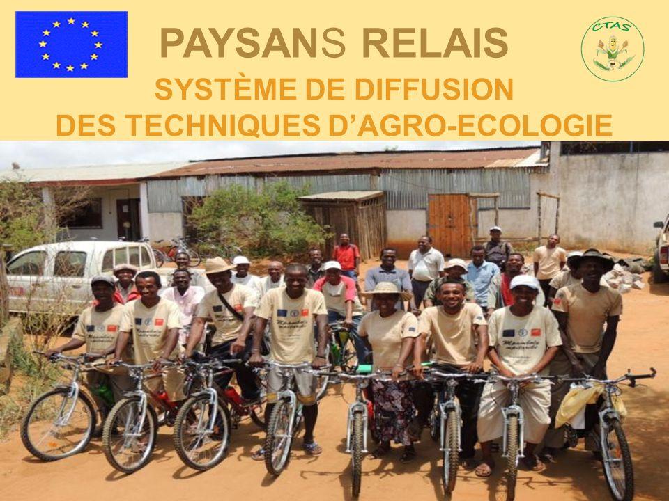 PAYSANS RELAIS SYSTÈME DE DIFFUSION DES TECHNIQUES D'AGRO-ECOLOGIE