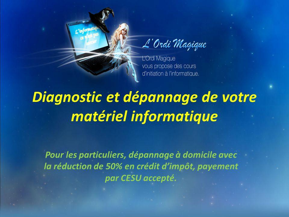 Vente de Matériel Informatique et numérique Matériel sur mesure et installation à domicile ou sur site