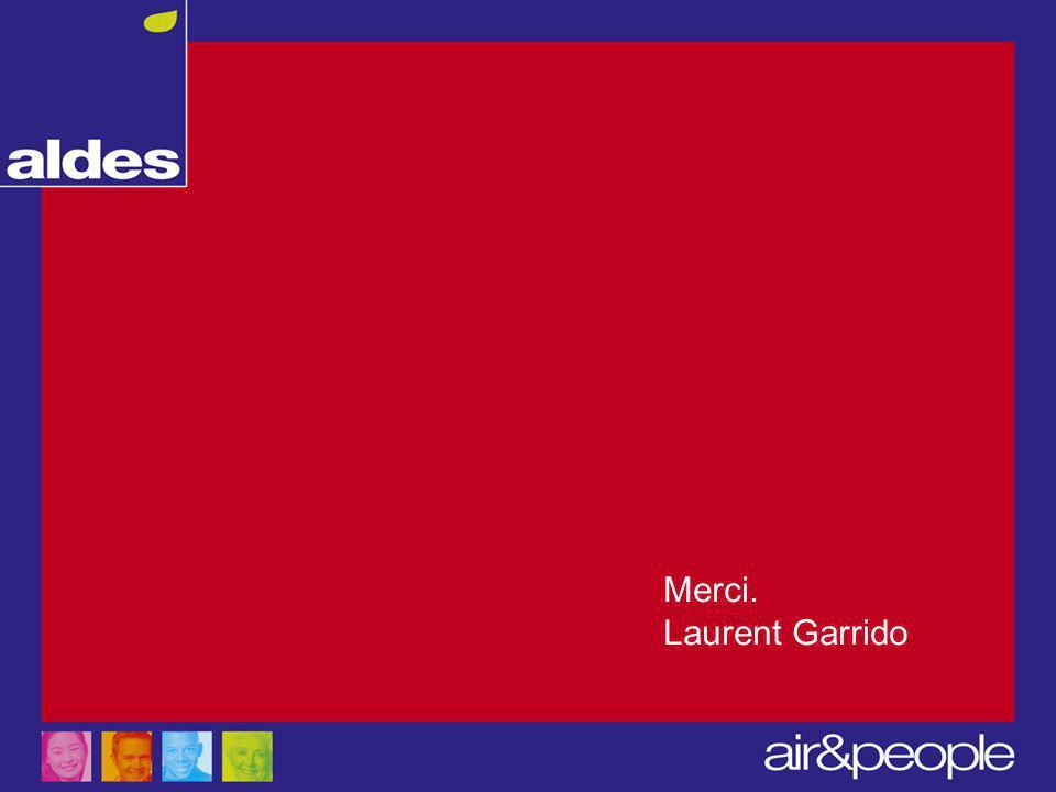 Merci. Laurent Garrido