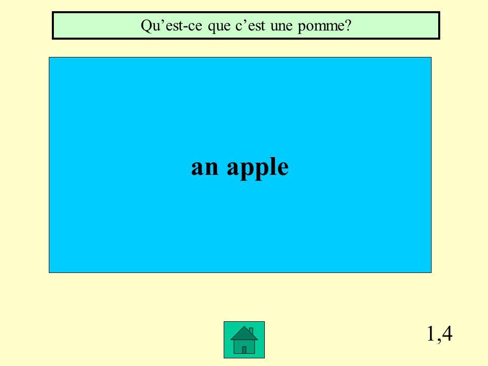 """1,3 I finish Qu'est-ce que c'est """"Je finis""""?"""