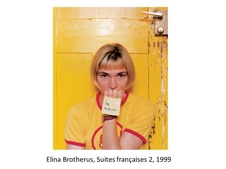 Elina Brotherus, Suites françaises 2, 1999