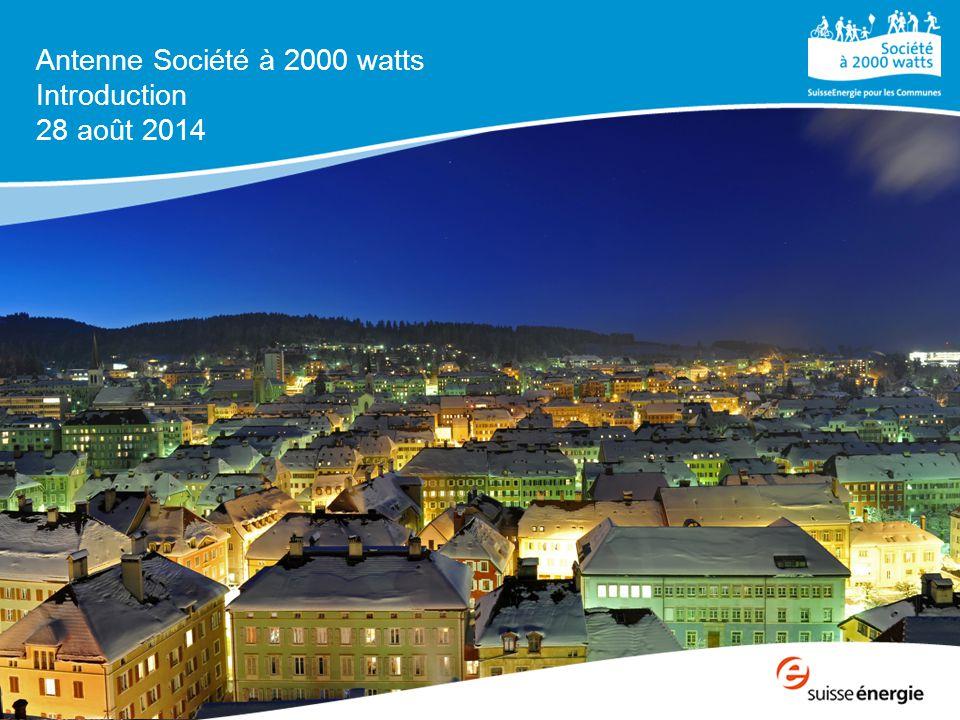 Antenne Société à 2000 watts Introduction 28 août 2014