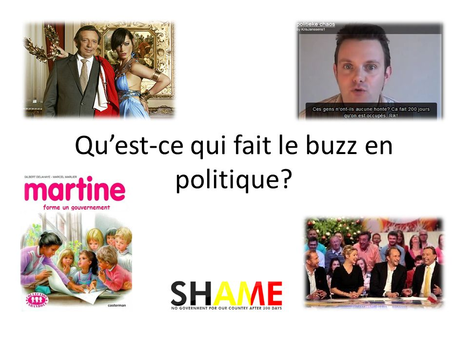 Twitter: @shame_BE: 404 followers, #ShameBE Page Facebook: 6079 likes Page Facebook: Site web: 230111.be, 213.467 visiteurs uniques230111.be