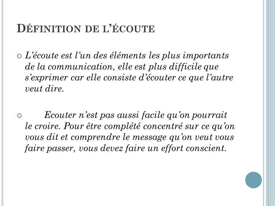 B.L A REFORMULATION Comment reformuler .