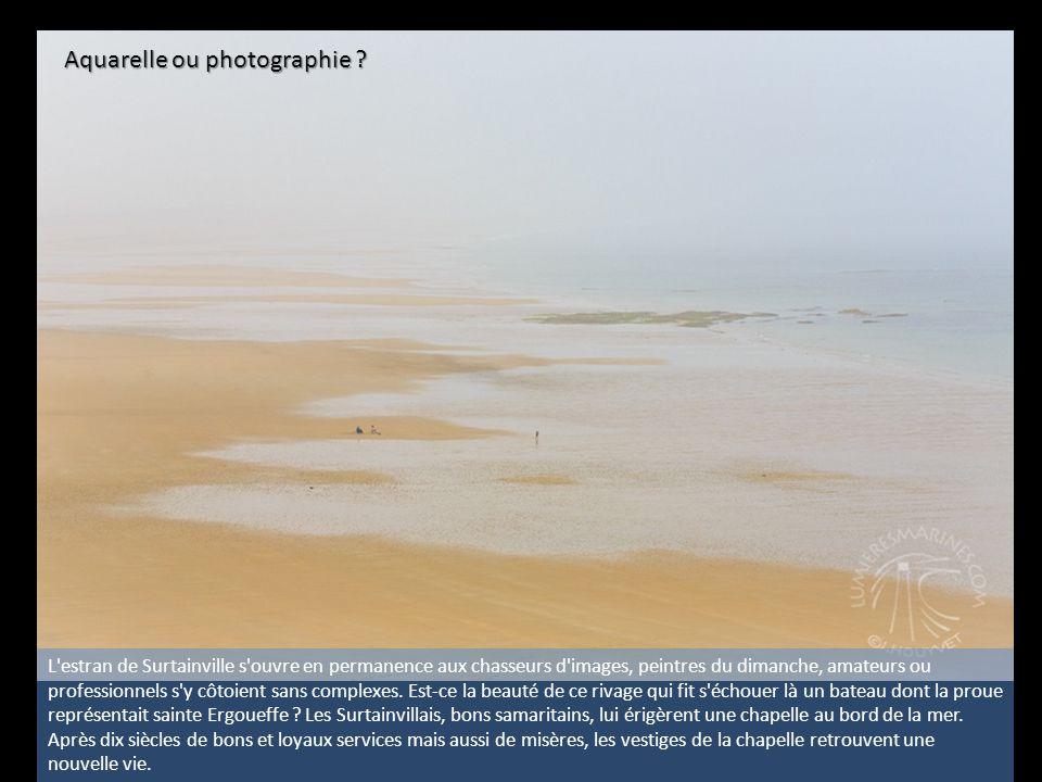La mer de sable La mer de sable, c est ainsi que les habitants de la Hague, Vauvillais, Bivillais et Siouvillais, appelaient les dunes de Biville qui s étalent sur dix kilomètres, en forme de croissant.