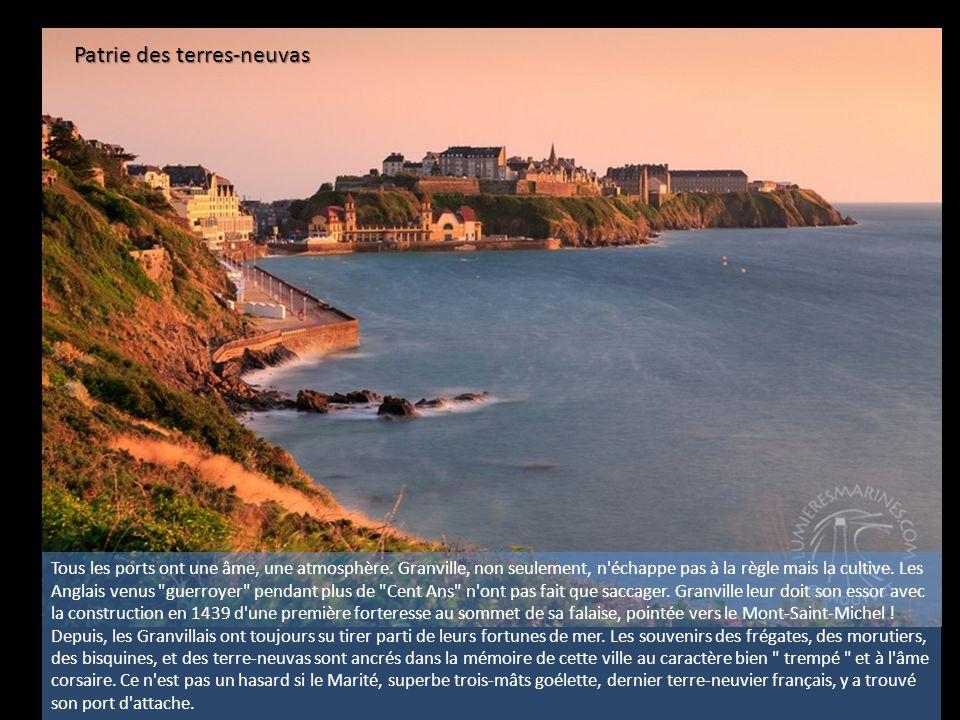 Vaine pâture Les moines de l abbaye du Mont-Saint-Michel ont bien fait les choses en faisant don, en 1238, du droit de vaine pâture aux habitants de la côte, de Donville à Bricqueville-sur-Mer.