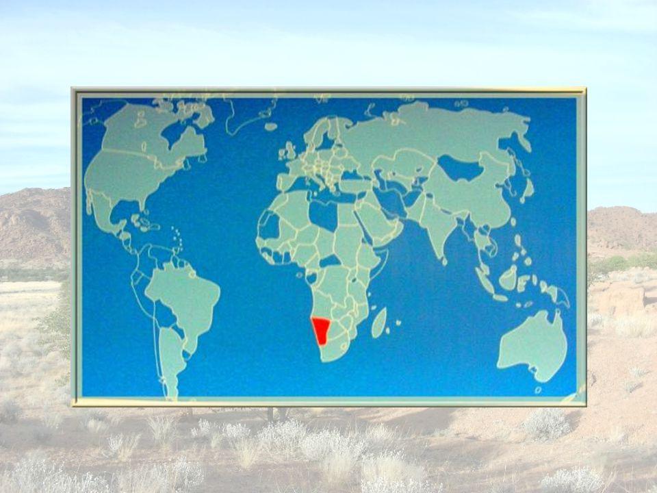 NAMIBIE – 3 DAMARALAND