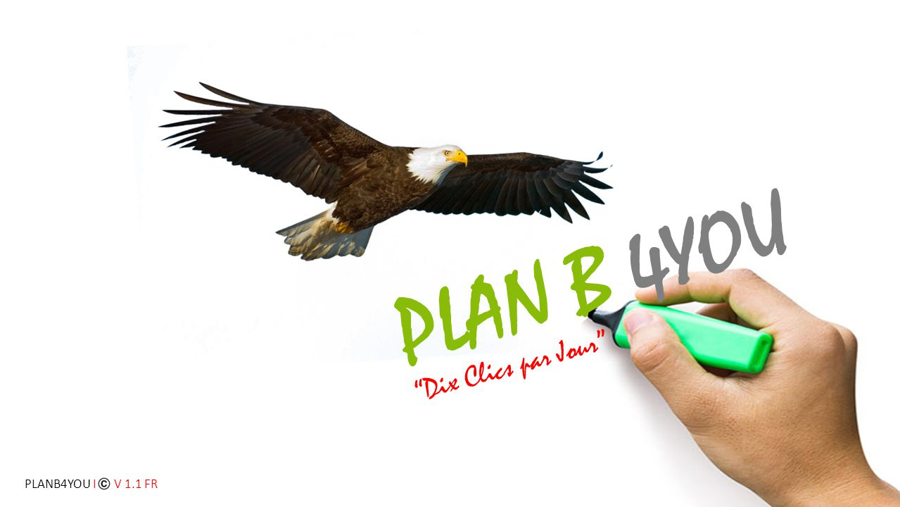 Dix Clics par Jour PLAN B 4YOU PLANB4YOU I V 1.1 FR
