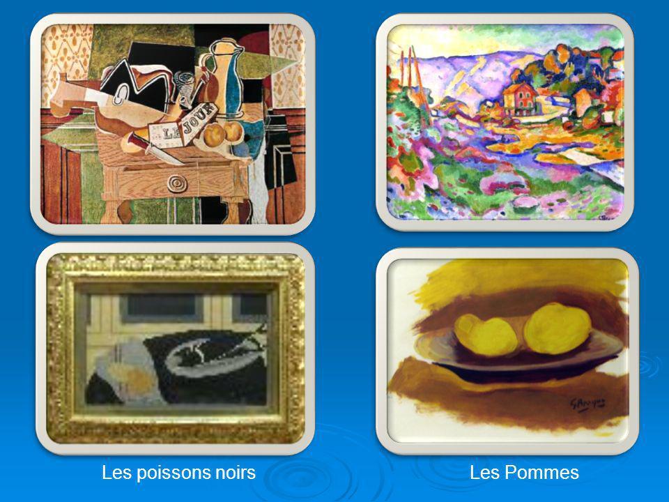 La période cubiste En 1911, il s aperçoit que sa peinture s éloigne trop du modèle.