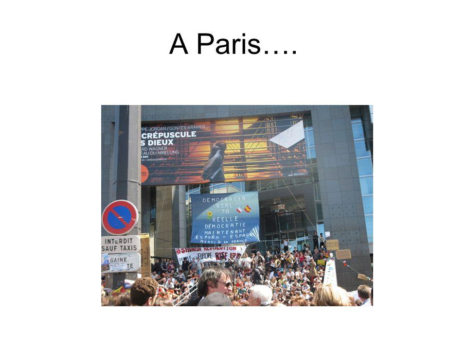A Paris….