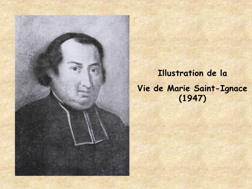 Illustration de la Vie de Marie Saint-Ignace (1947)
