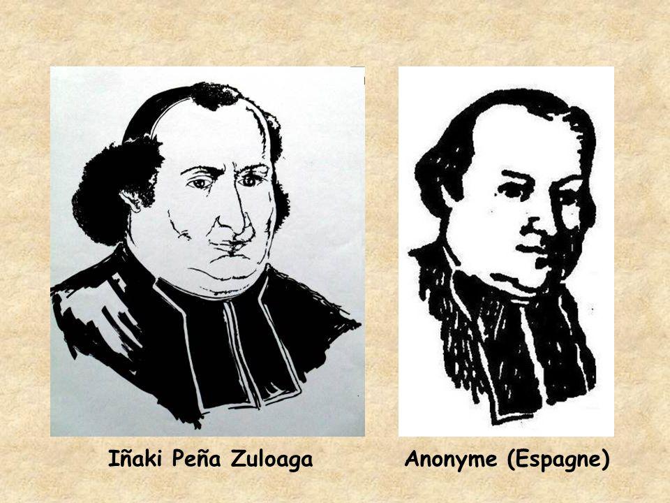 Iñaki Peña ZuloagaAnonyme (Espagne)