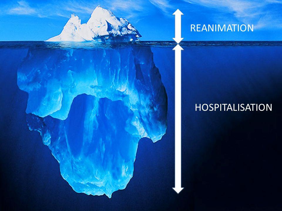 REANIMATION HOSPITALISATION