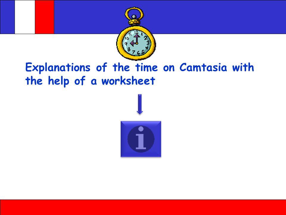 Quelle heure est-il Objectives: telling the time Using the pronouns ils and elles