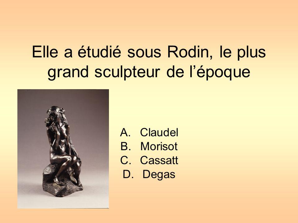 Il a fondé un mouvement artistique qui s'appelle le « Fauvisme.