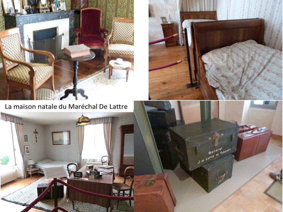 La maison natale du Maréchal De Lattre