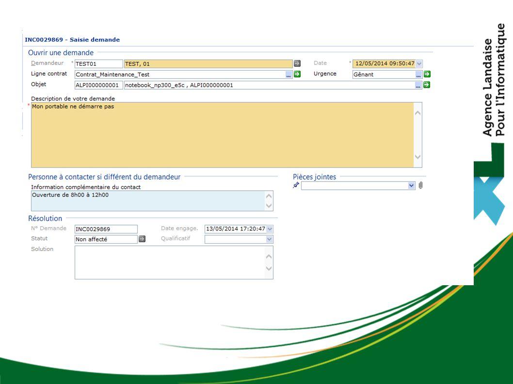 L ALPI met aussi à votre disposition un formulaire simplifié à l adresse suivante : http://incident.alpi40.fr http://incident.alpi40.fr L accès se fait par n importe quel navigateur et sans mot de passe.