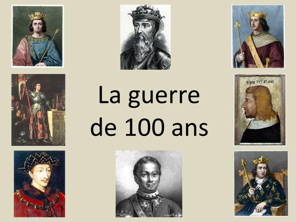 De 987 à 1328, Les Capétiens règnent de père en fils sur le royaume de France Le roi Philippe Auguste a réussi à agrandir son royaume grâce aux guerres contre les seigneurs désobéissants.