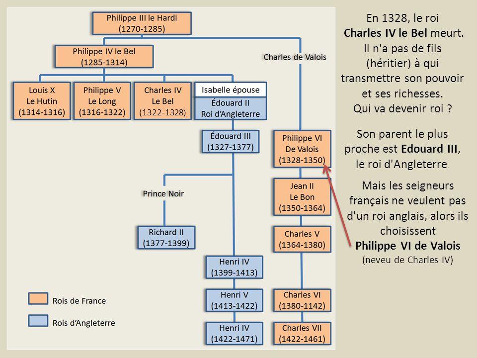 Il faudra attendre le règne de Charles V pour que la France recommence à gagner des batailles.
