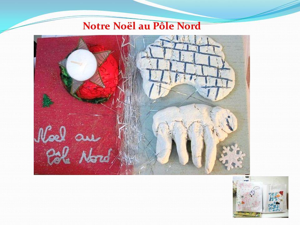 Notre Noël au Pôle Nord