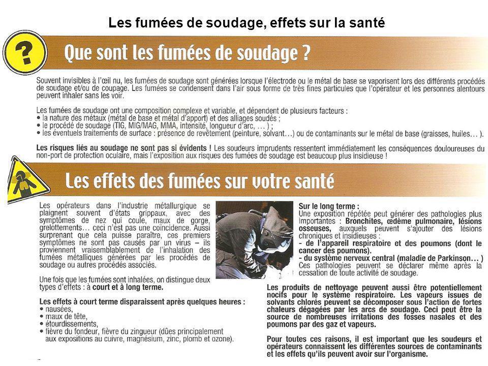 Solutions de protection contre les fumées de soudage Aspiration mobile