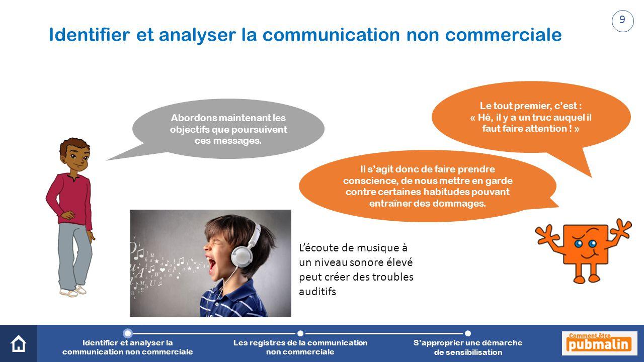 Trimestre 2 - Sensibilisation, prévention, citoyenneté : une communication engagée Et une fois qu'on est averti(e), que nous disent ces messages .