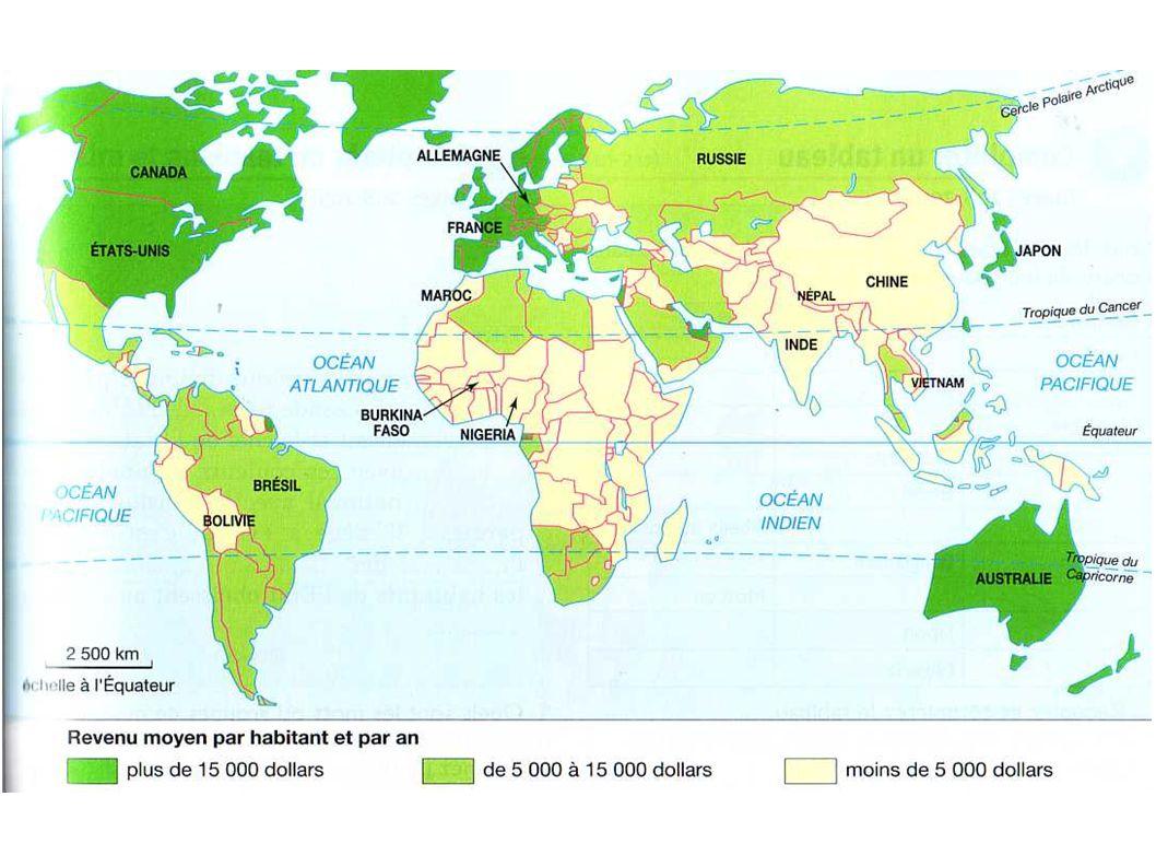 1.Ces deux cartes représentent la Terre à plat : ce sont des planisphères♥.