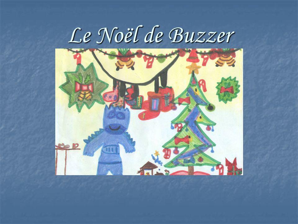 Le Noël de Buzzer