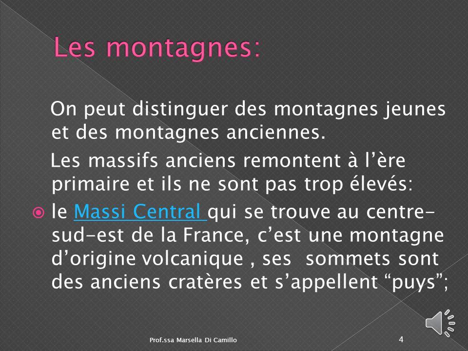  La France métropolitaine (c'est-à-dire la France qui se trouve dans le continent européen ) a quatre façades maritimes sur (du nord au sud) : la mer du Nord, la Manche, qui la sépare de l'Angleterre, l océan Atlantique à l'ouest et la mer Méditerranée au Sud.