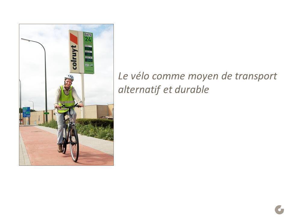 Le vélo comme moyen de transport alternatif et durable