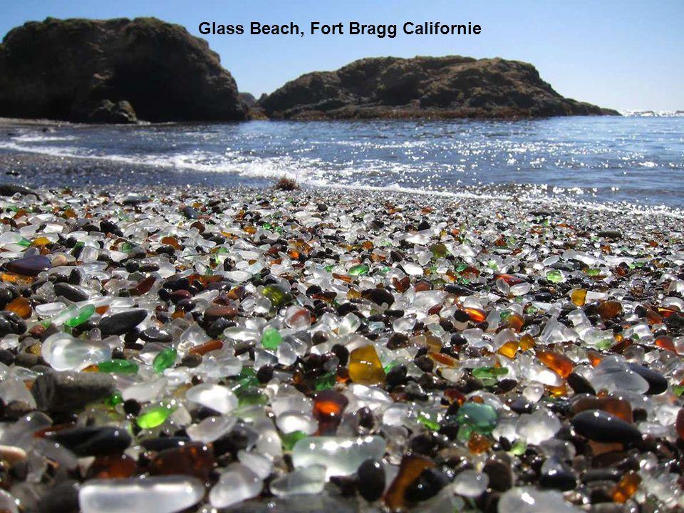 Glass Beach, Fort Bragg Californie