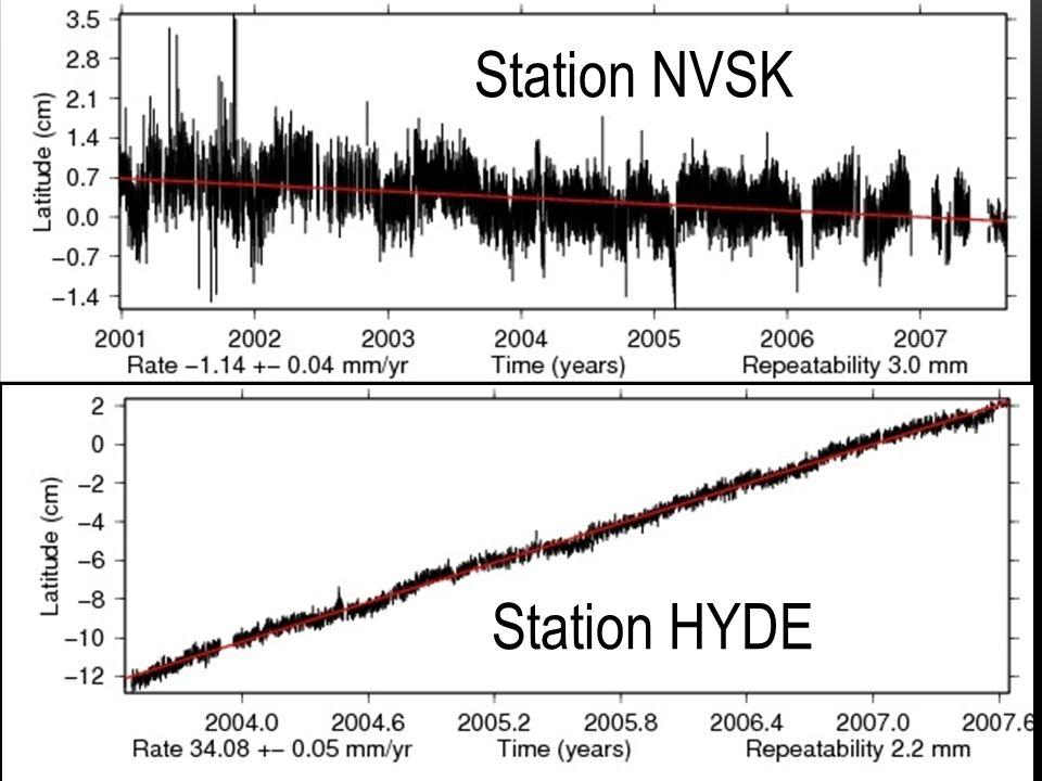 Station NVSK Station HYDE
