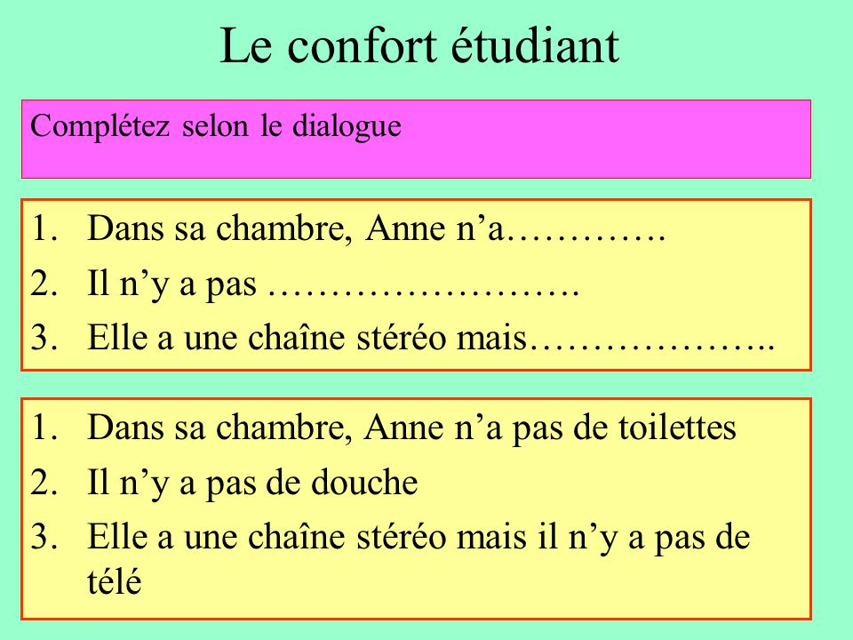 Information Questions with Interrogative Pronouns Some of the most common French interrogative pronouns (les pronoms interrogatifs) are « qui, qu'est-ce que, and que », que becomes qu' before a vowel or mute h.