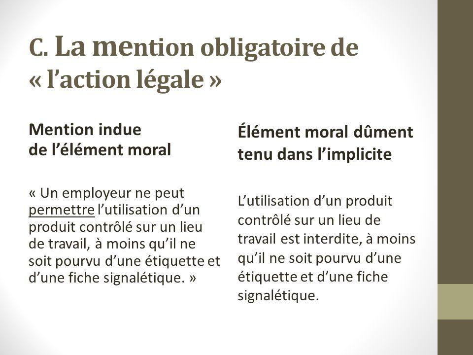 Une solution de compromis : idée générale + illustration(s) Ex.