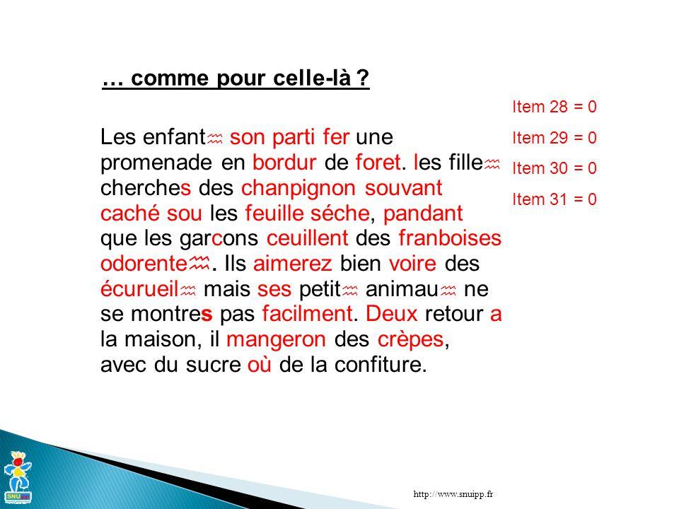 http://www.snuipp.fr … comme pour celle-là .