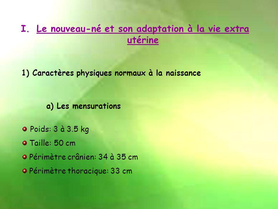 6) Soins et surveillance du prématuré en incubateur a) Préparation du Box Au niveau de l'incubateur Matériel de réanimation b) Arrivée de l'enfant Préparer balance, respirateur.