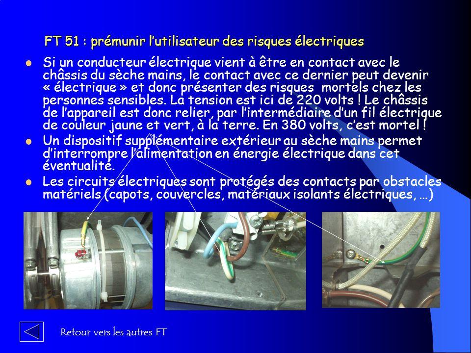 FT123 : Distribuer l'énergie selon les ordres de l'unité de traitement des informations Retour vers les autres FT Il s'agit de distribuer de l'énergie électrique aux deux éléments (c'est pour ne pas donner la solution aux FT précédentes !) quand le dispositif de traitement des informations en donne l'ordre.