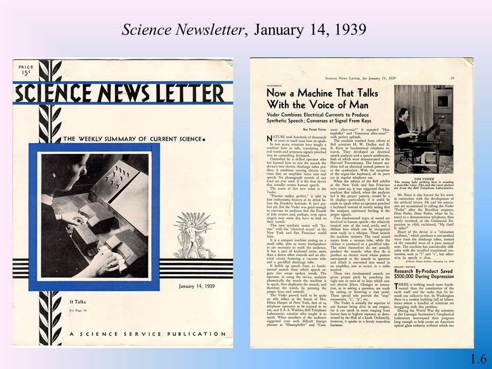 2.6 Erwin Schrödinger (1887-1961) 2.4.