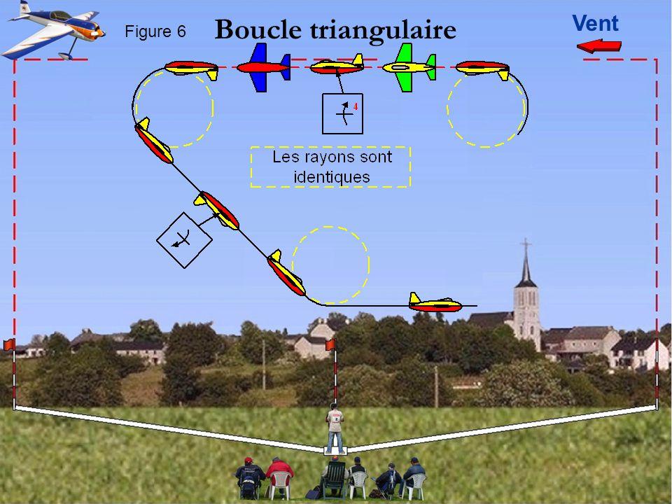 Vent Boucle triangulaire Figure 6