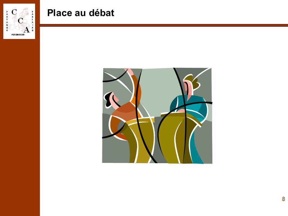 8 Place au débat