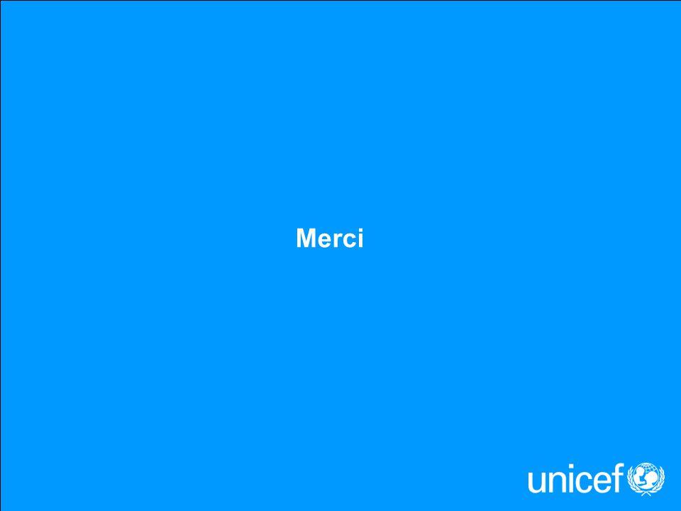 UNICEF VACCINES Merci