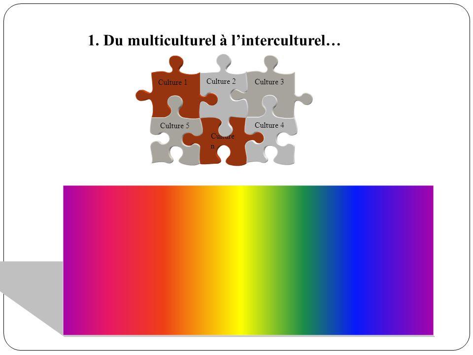 3.4 Rapport au savoir Différents rapports au savoir et à la pédagogie des élèves selon leur appartenance culturelle.