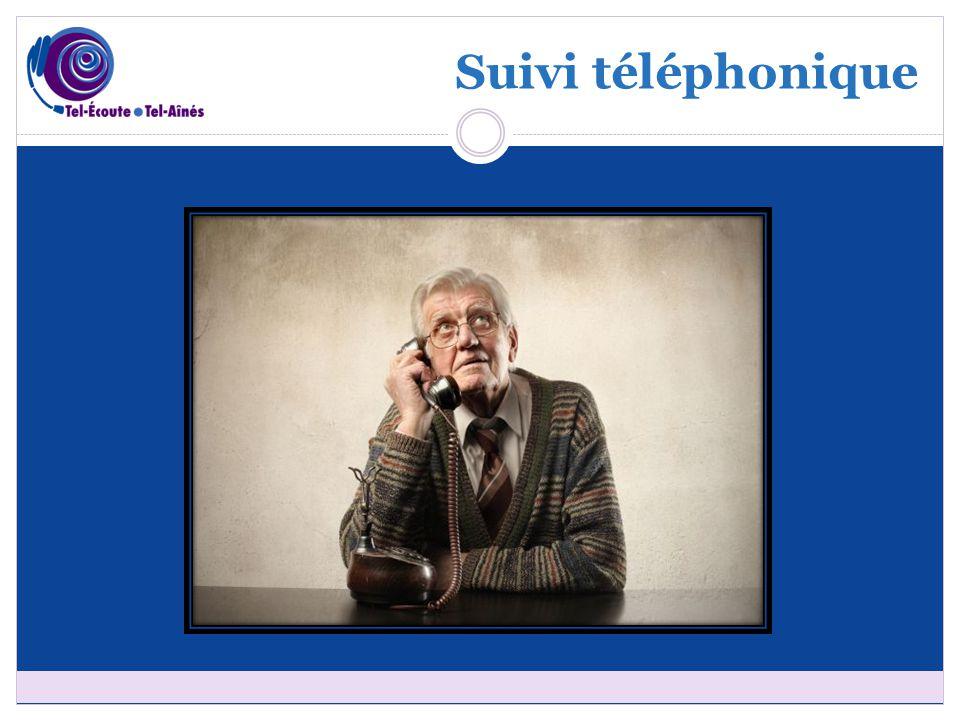 Suivi téléphonique