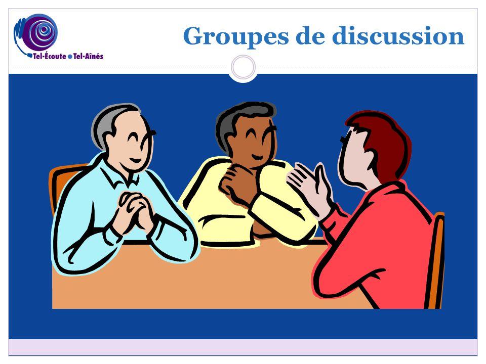 Groupes de discussion