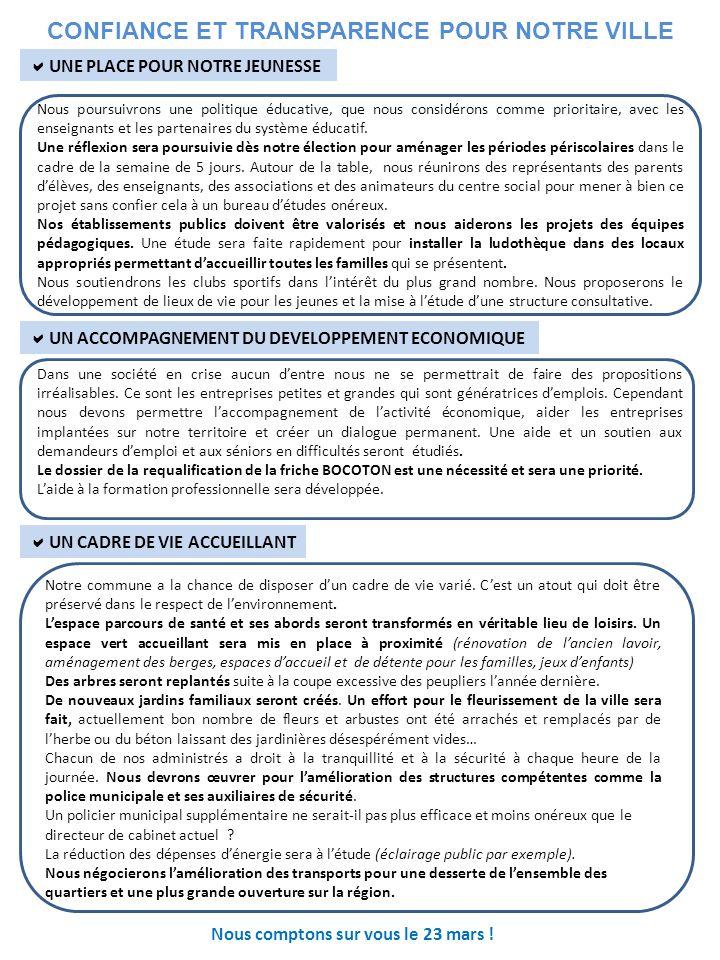  UNE POLITIQUE SOCIALE A REDEFINIR La gestion financière du centre social a été secouée par un séisme il y a quelques mois et ce n'est pas le reversement de 440 000 € dans le budget de la commune qui à réglé tous les problèmes.