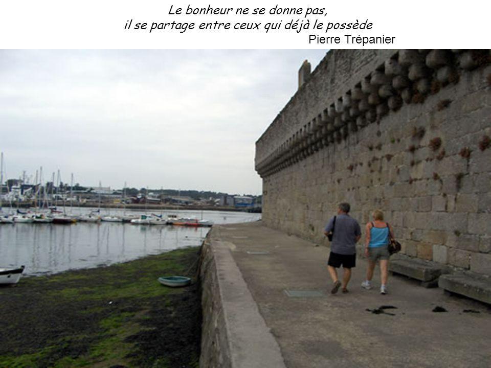 Celui qui perfectionne le don de recevoir oublie souvent d'améliorer l'art de donner Pierre Trépanier