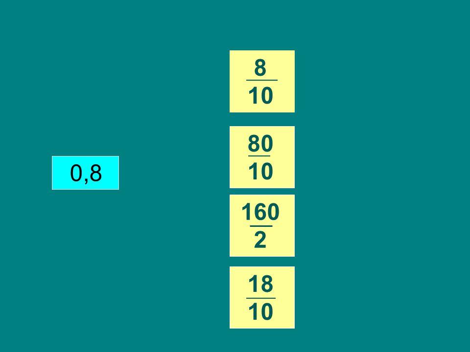 Trouver la fraction correspondant au nombre écrit