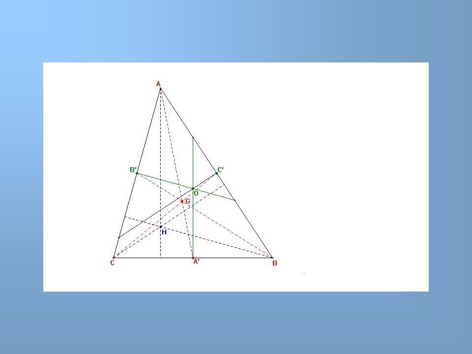 9,70 cm Triangle isocèle 8,57 cm