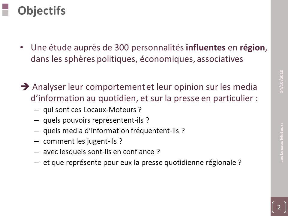 33 Les Locaux Moteurs 14/10/2010 IMAGE COMPAREE DES MEDIA…